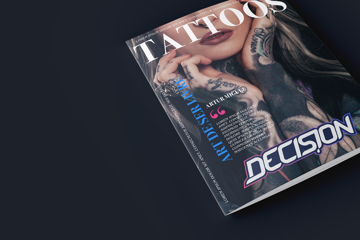 Packaging - Decision Tatto